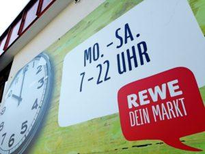 Rewe in Müllheim