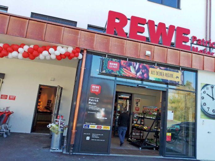 Der neue Rewe in Müllheim hat offen