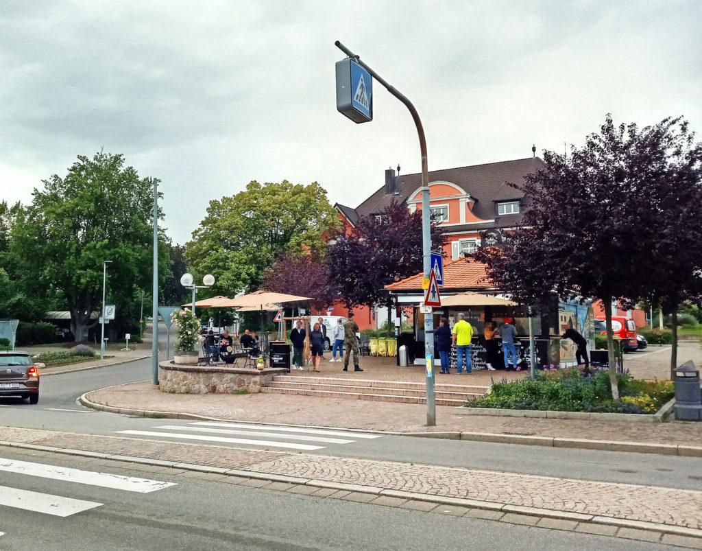 Burgermeister Beef&Vegan: Müllheims neuer Imbiss auf dem Schillerplatz.