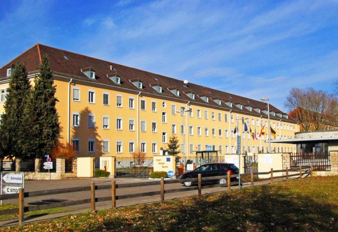 Das Impfzentrum soll im Januar in der Kaserne Müllheim eröffnen. [Bild: CC/Rauenstein]