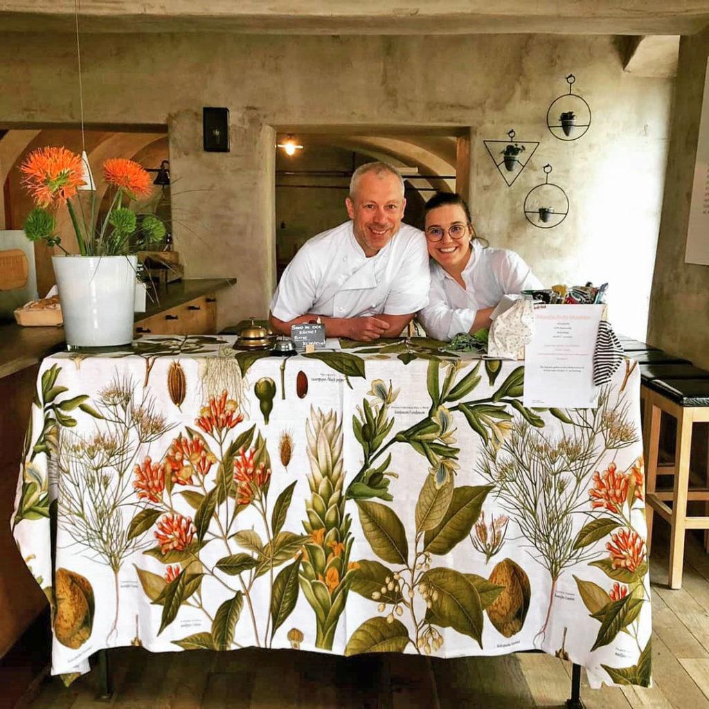 Außergewöhnlich: Das Essen der Taberna wurde im Gault Millau ausgezeichnet. [Foto: Taberna]