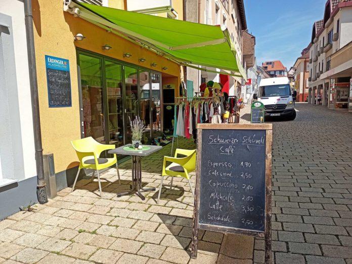 Neu in Müllheim: das Second Hand Café Himmelreich